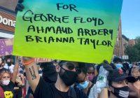 ONU//Shirin Yaseen Las manifestaciones contra la brutalidad policial en Estados Unidos se han producido en muchas ciudades del país, entre ellas Nueva York.